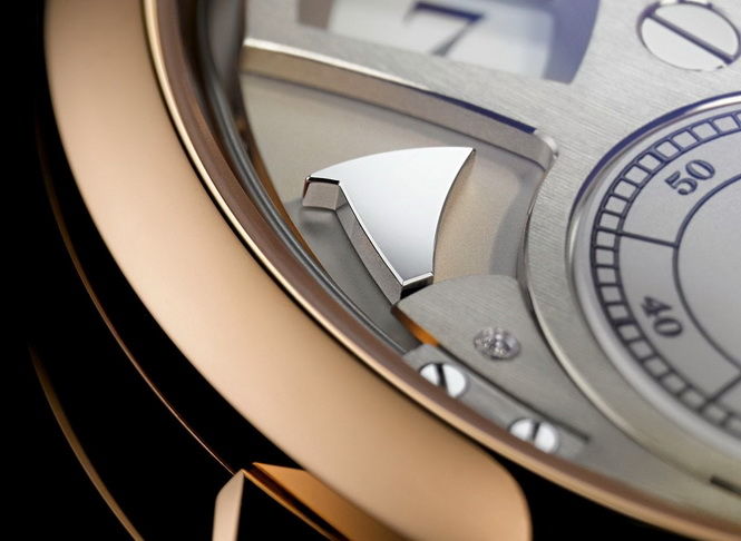 A. Lange & Söhne - Lange Zeitwerk Striking Time in pink gold (Ref. 145.032) 3