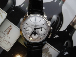 Grail #1: The Patek 5270G (001 to be specific)