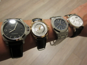 Mission Impossible: Becoming a one-watch man
